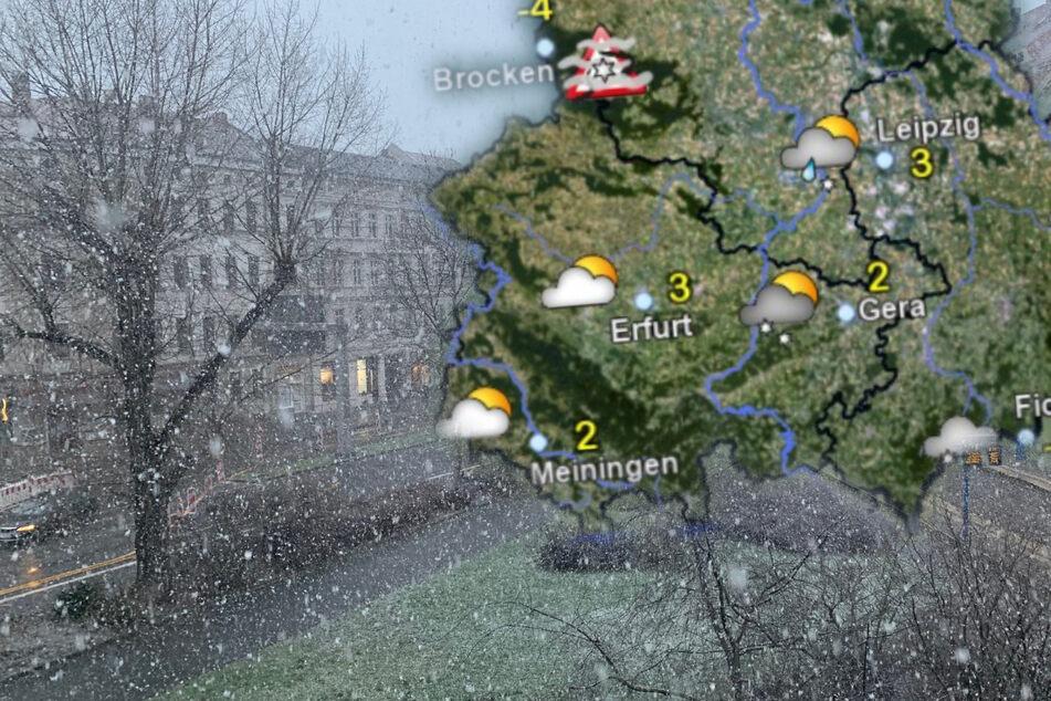 Frühlingshaft ist anders! So wird das Wetter in Mitteldeutschland