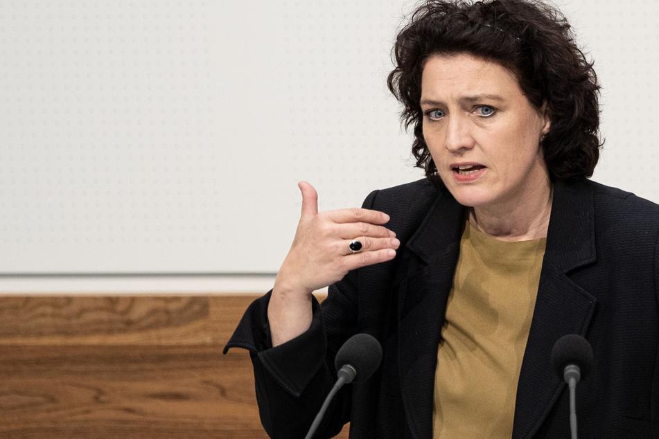 Niedersachsens Gesundheitsministerin Carola Reimann (52). (Archivbild)