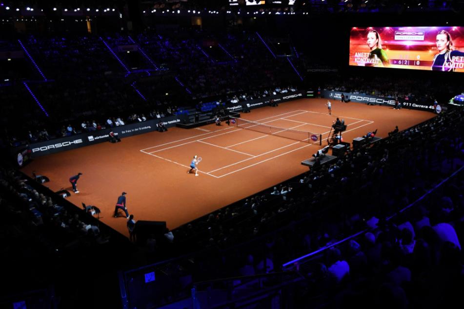 Beim letztjährigem Finale des WTA-Turniers in der Stuttgarter Porsche-Arena gewann die Tschechin Petra Kvitova gegen die Estin Anett Kontaveit.