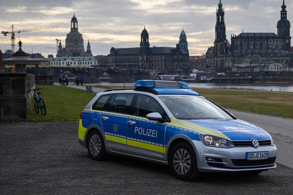 Dresden: Betrunkener sagt Polizei Bescheid, dass er gleich bei ihnen einbrechen möchte