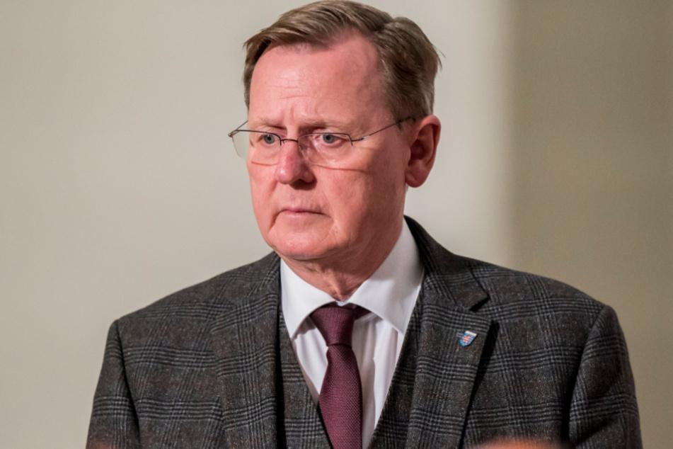 Thüringens Ministerpräsident Bodo Ramelow (64, Linke).
