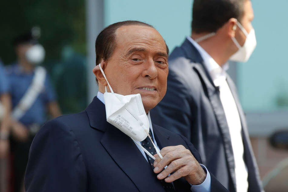 Silvio Berlusconi, ehemaliger Ministerpräsident von Italien.