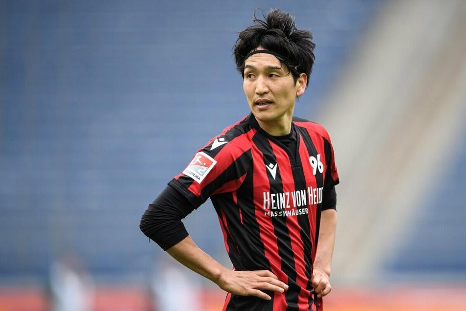 Genki Haraguchi (30) ist zurück in Berlin.