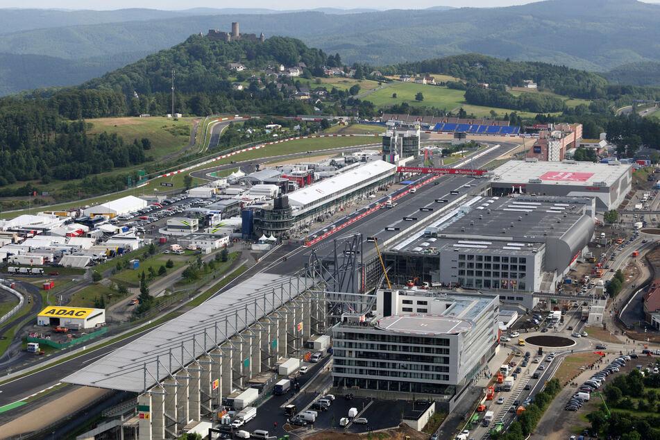Die Formel 1 kommt zurück in die Eifel.