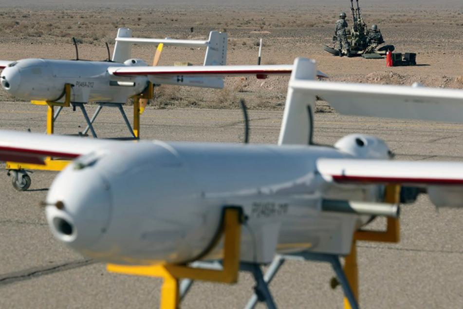 Iran testet erneut Mittelstreckenraketen bei Militärübungen