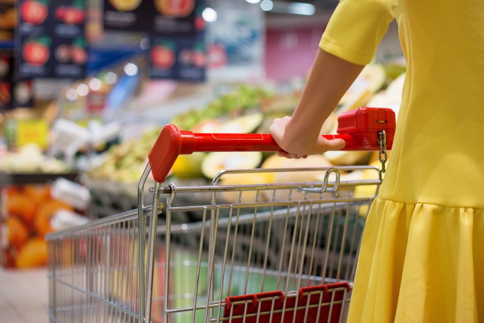 Sächsische Supermärkte sind die großen Gewinner der Corona-Krise (Symbolbild).