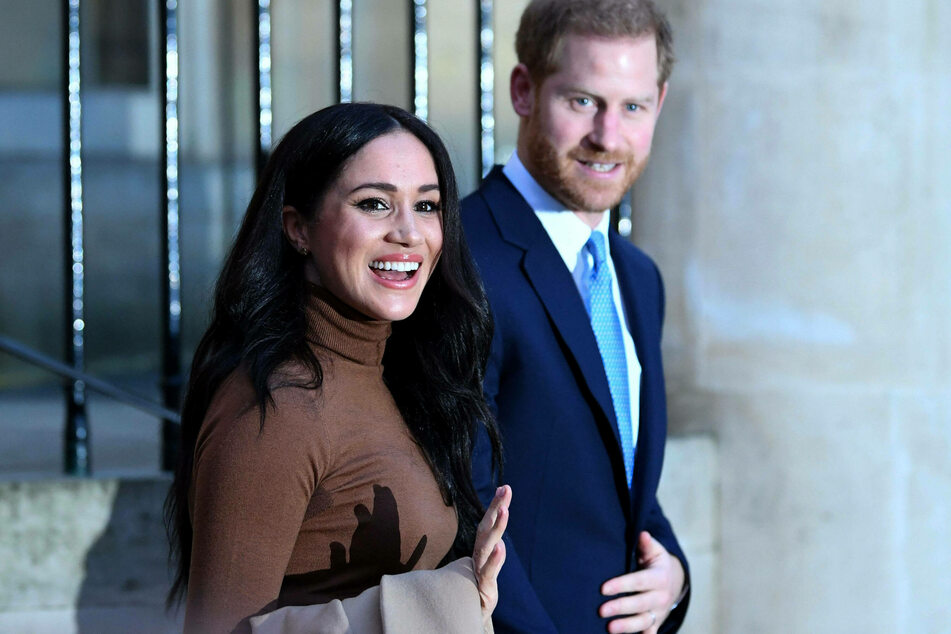 Harry (36) and Meghan (39) are expecting their second child.