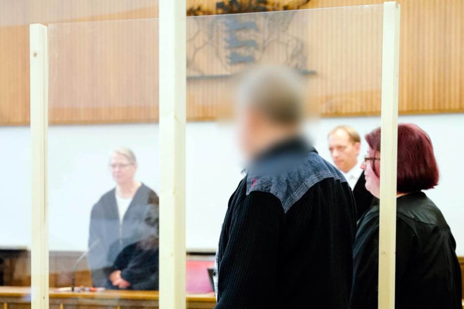 Senior tötet Ehefrau: Drei Jahre Haft