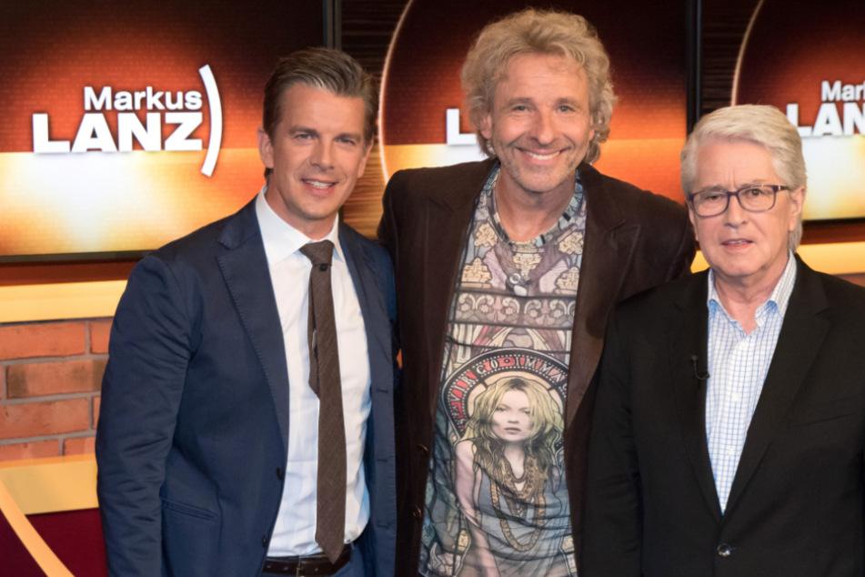 """Thomas Gottschalk lästert über seinen """"Wetten, dass..?""""-Nachfolger Markus Lanz"""