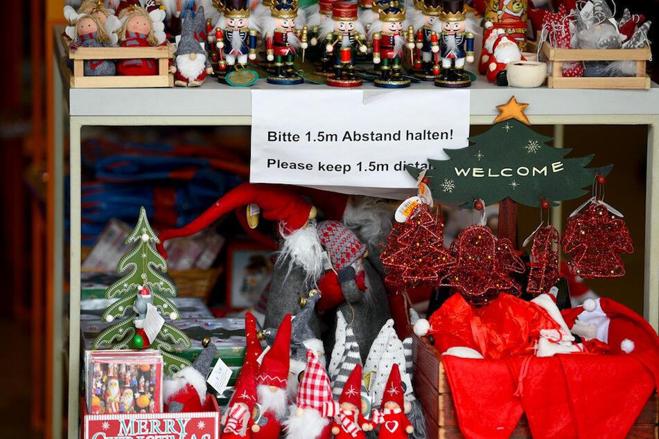 Bayerischer Handel hofft auf Weihnachtsgeschäft und erwartet Online-Boom