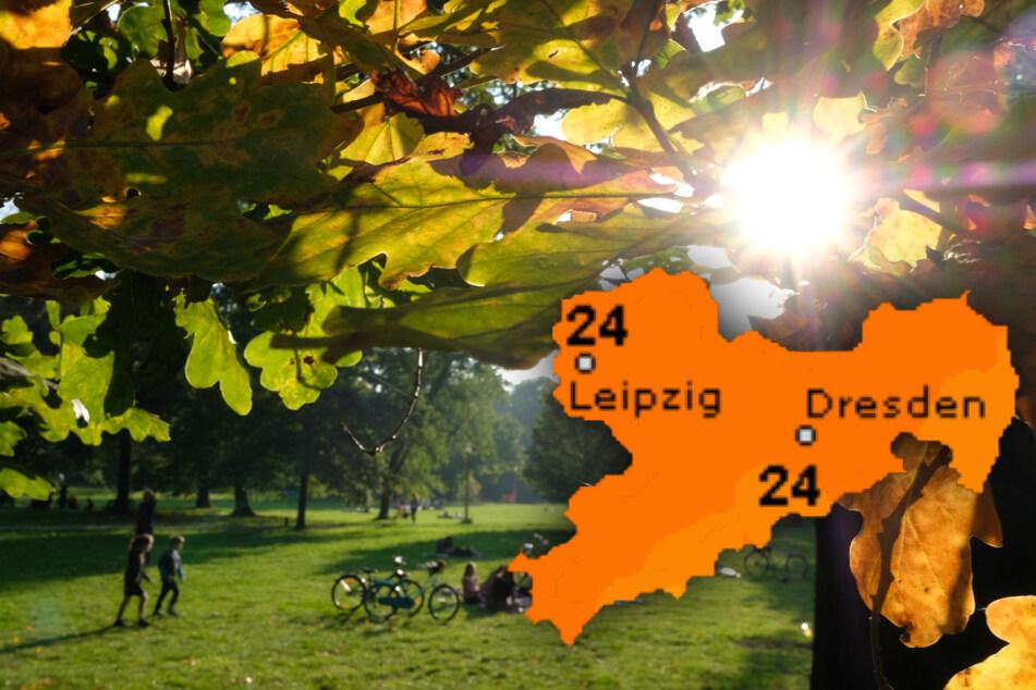 Vor allem am Dienstag wird schönstes sonniges Wetter erwartet, doch bereits ab Mittwoch soll es wieder regnen. (Symbolbild)