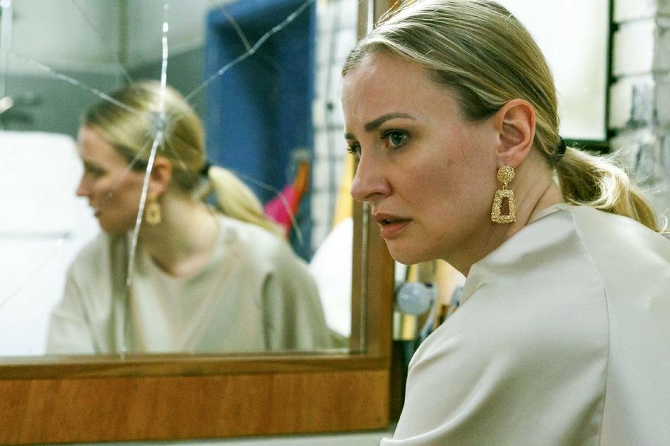 Seit 2010 hat Ania Niedieck (37) die AWZ-Hauptrolle der Isabelle Reichenbach inne.