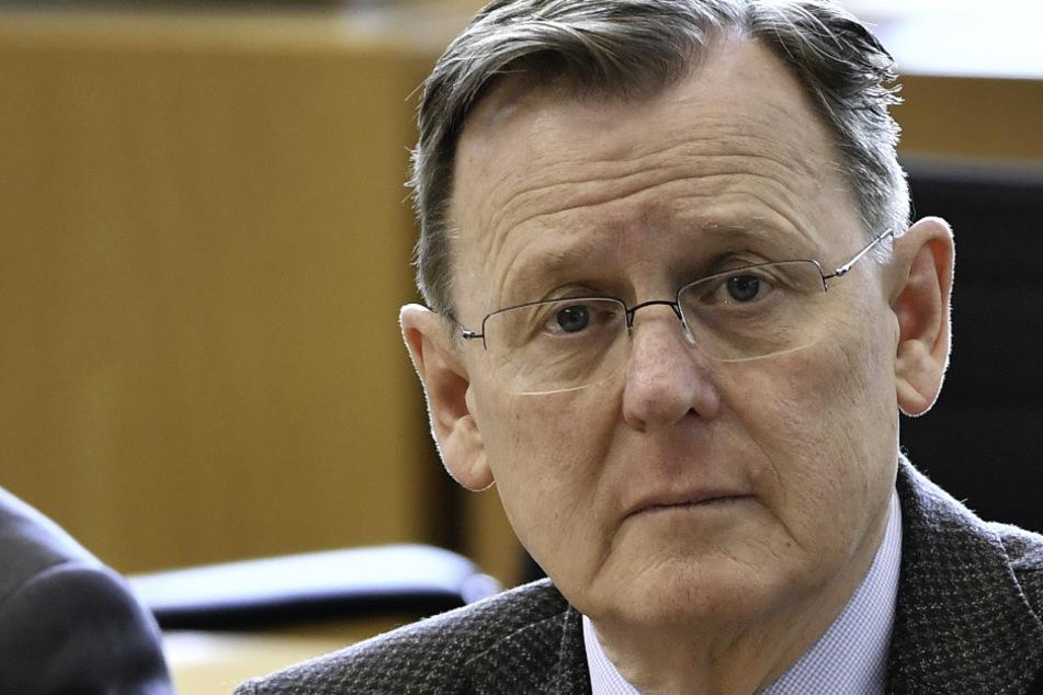 Thüringen: Ramelow stimmt für AfD-Landtagsvize