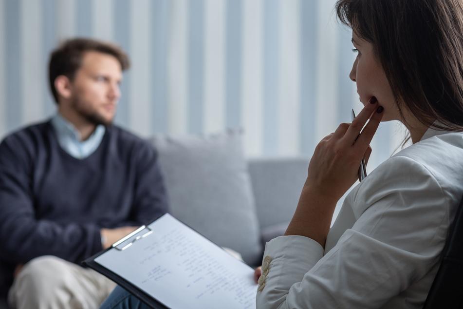 Die kognitive Verhaltenstherapie zeigt aus Sicht von Peter Zwanzger bei Angststörungen die besten Erfolgschancen. (Symbolbild)
