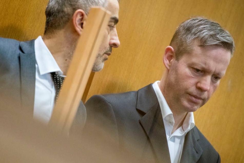 Kein Mord: Verteidiger im Lübcke-Prozess plädiert auf Totschlag