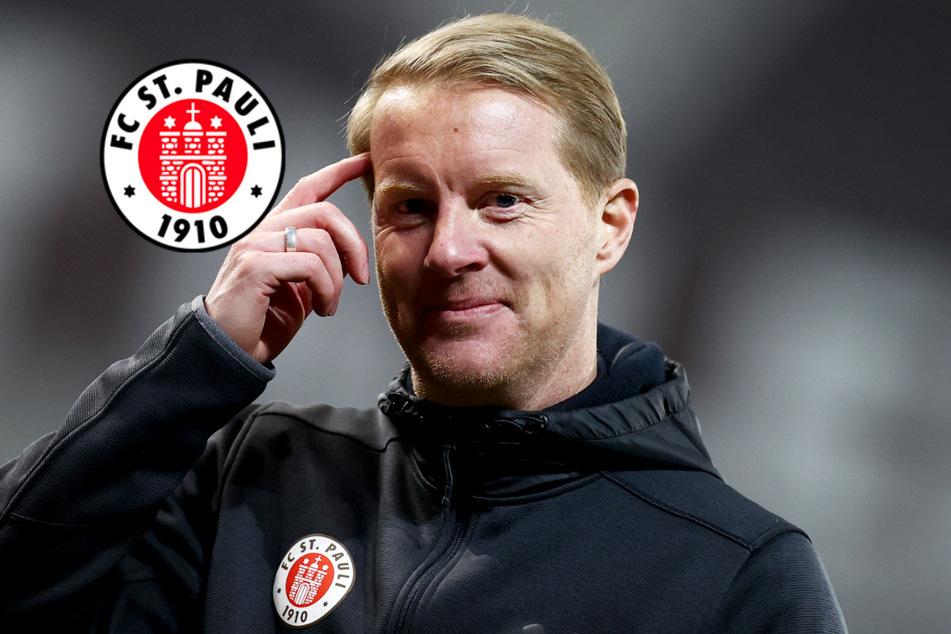 """St. Pauli-Coach vor Partie im Wildparkstadion: """"Die Jungs brennen"""""""