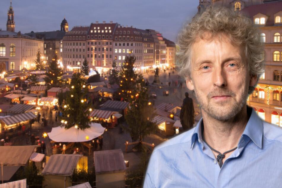 Gebührenzoff! Kassiert das Rathaus Dresdens Weihnachtsmärkte ab?
