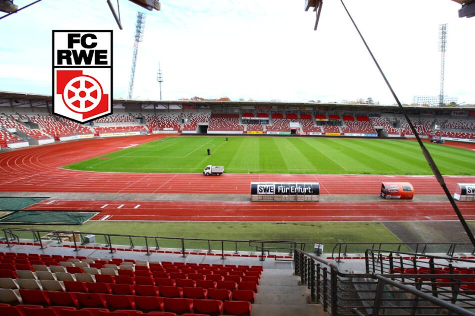 Harte Realität: Rot-Weiß Erfurt startet in die neue Oberliga-Saison