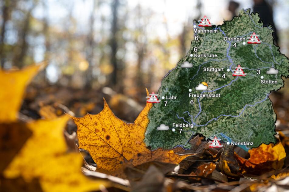 Trotz Herbst: So hoch bleiben die Temperaturen