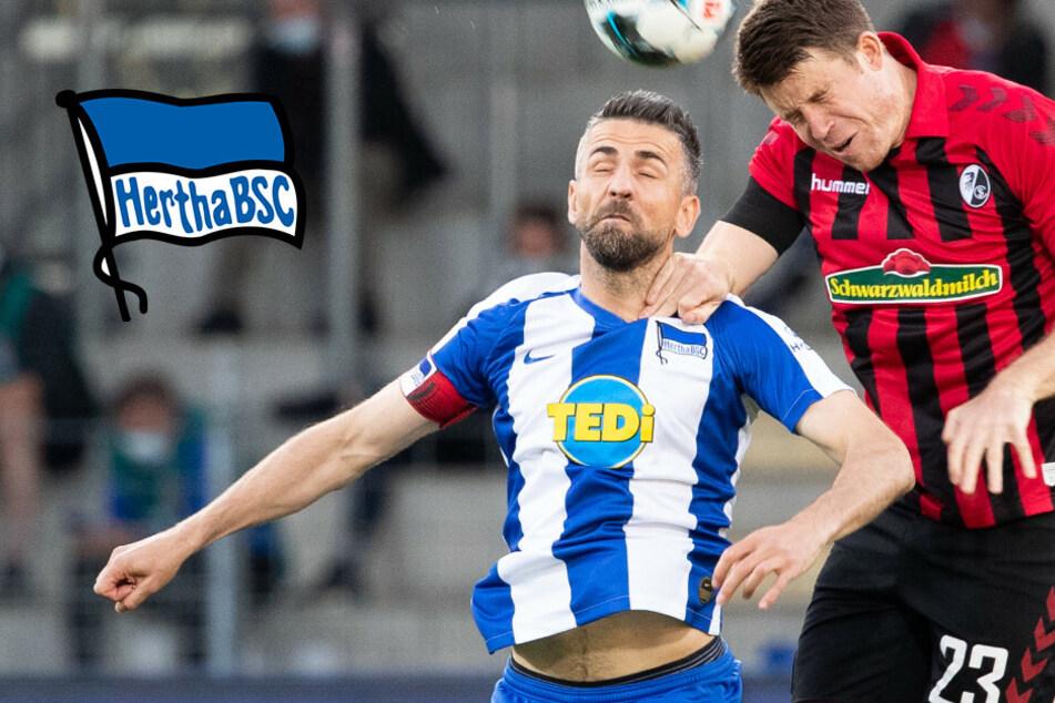 Hertha verteilt Geschenke: Nächste Pleite in Freiburg!