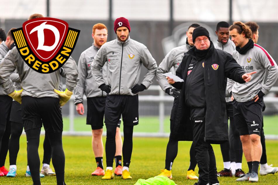 Dynamo-Coach Kauczinski will daran erinnern, was die SGD stark macht!