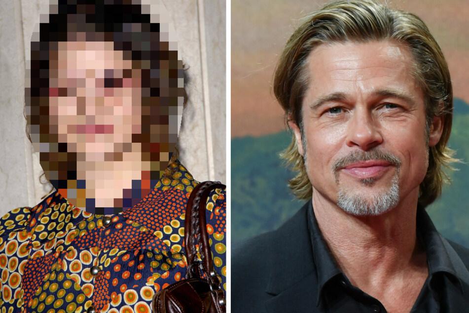 Ist diese Frau die Neue von Brad Pitt? Sie soll schon bei ihm eingezogen sein!
