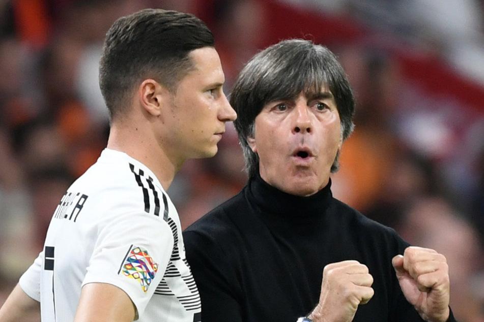 Bundestrainer Joachim Löw (60) legt Draxler indirekt einen Wechsel nahe.