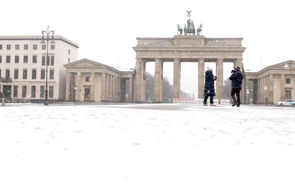 Mehr Schnee für Berlin und Brandenburg!