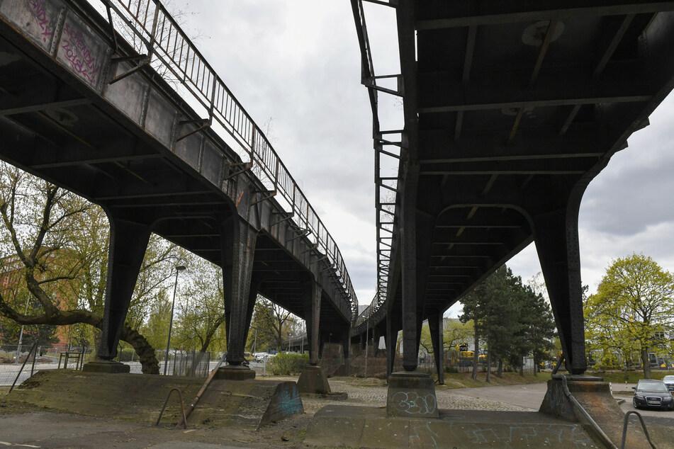 Die Siemensbahn soll wieder in Betrieb genommen werden.