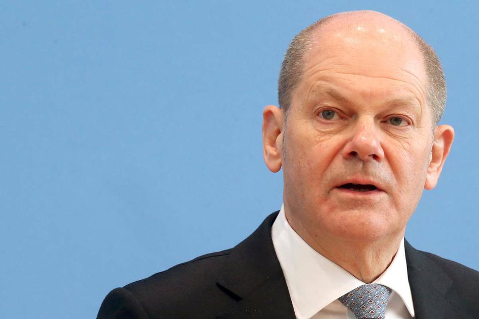 Kanzlerkandidat Olaf Scholz als Spitzenkandidat der SPD in Brandenburg?