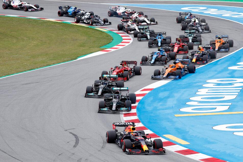Viele Teams in der Formel 1 kommen aus Großbritannien. Für sie wäre ein Rennen in der Türkei sehr teuer und zeitaufwendig geworden (Symbolbild).