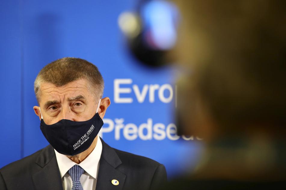 Andrej Babis, Premierminister von Tschechien. (Archivbild)
