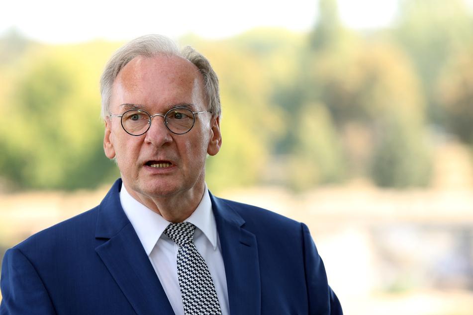 Reiner Haseloff (CDU) ist der Ministerpräsident von Sachsen-Anhalt.