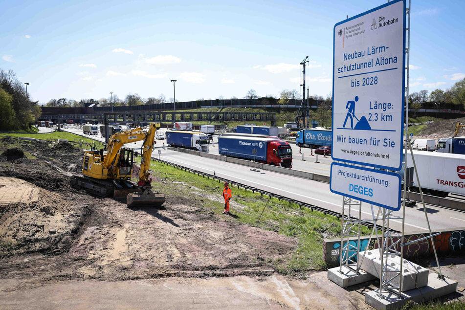 Achtung, Autofahrer: A7 und Elbtunnel werden am Wochenende gesperrt