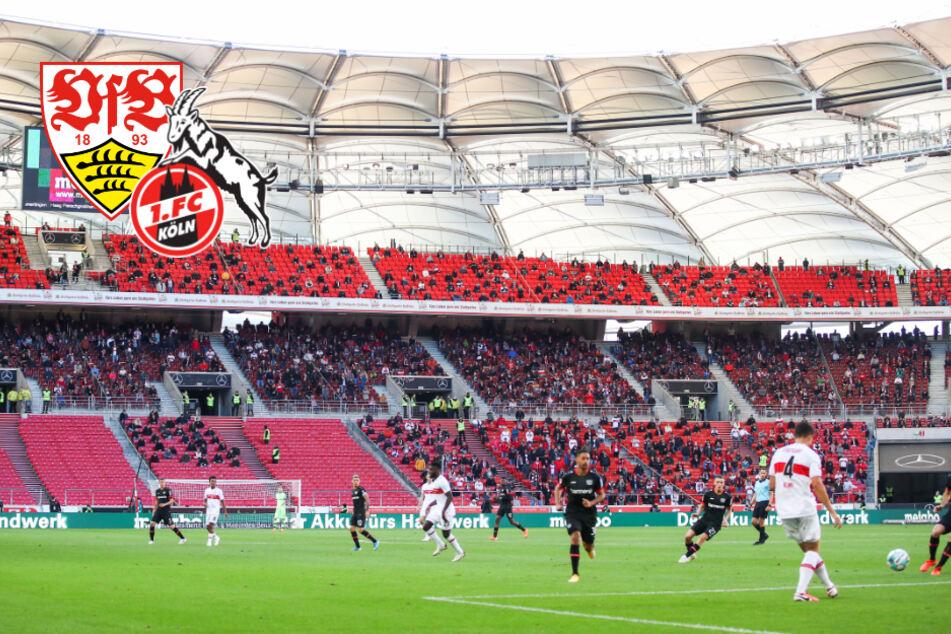 VfB Stuttgart empfängt Köln wohl ohne Zuschauer!