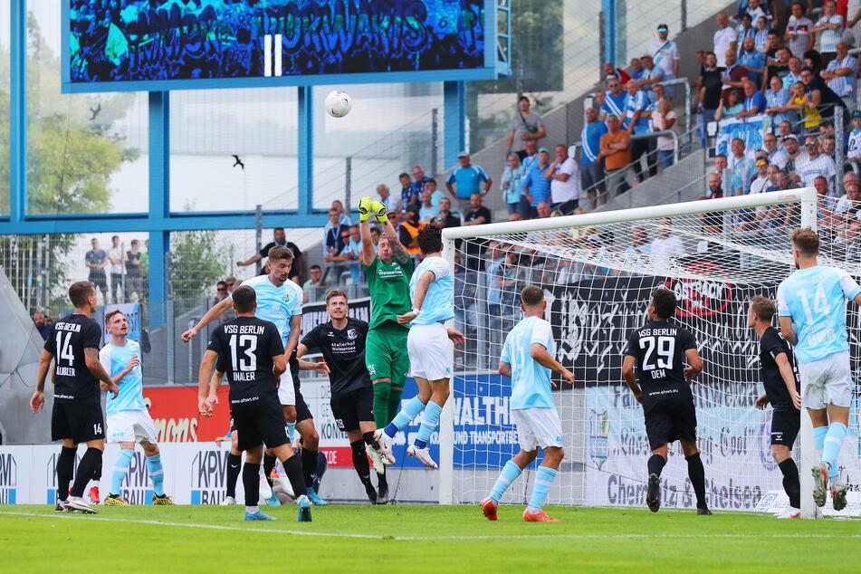 Schon wieder ein paar Wochen her: Das letzte Heimspiel in der Regionalliga hatte der Chemnitzer FC am 21. August gegen Altglienicke.
