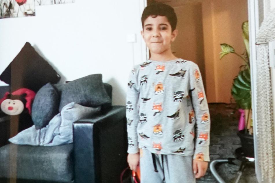 Der sechsjährige Ali wurde auf der Budapester Straße zu Tode gerast.