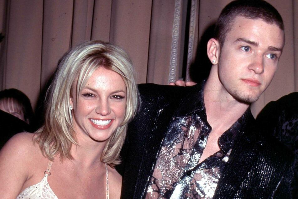 Britney Spears (l.) and Justin Timberlake dated between 1998 and 2002 (archive image).
