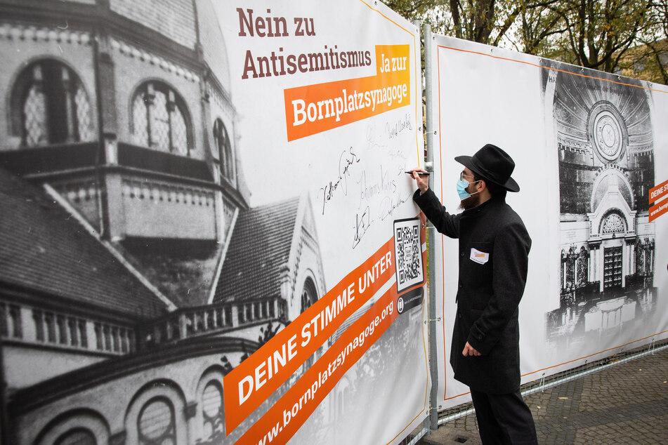 AfD zitiert? Zentralrat der Juden von Kritik an Synagogen-Bau überrascht