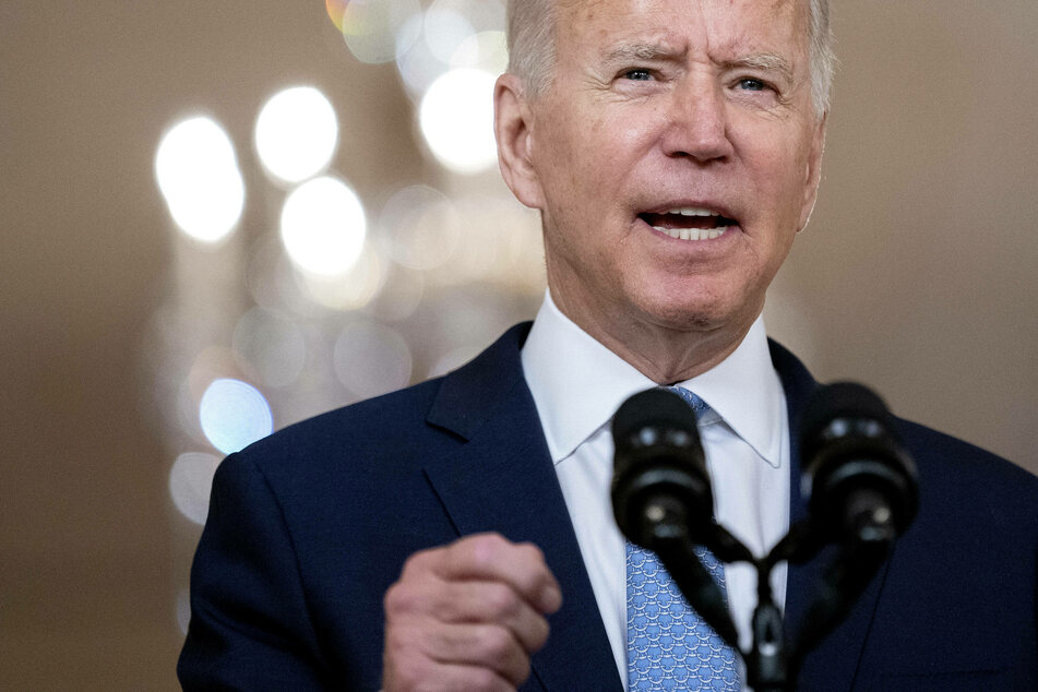 Biden defends Afghanistan withdrawal as Taliban consolidates control