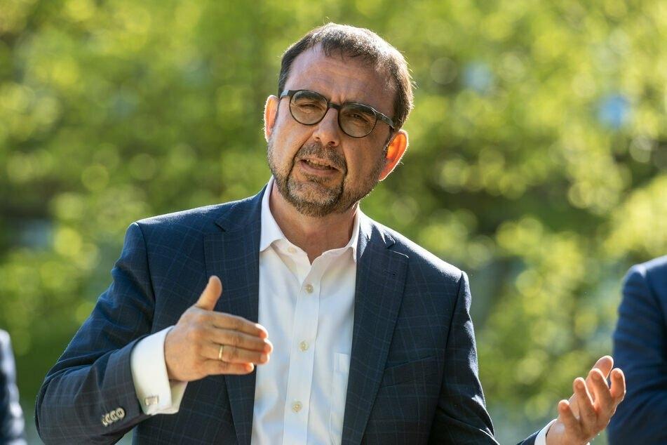 Ressort-Chef Klaus Holetschek (56, CSU) wird sich im Kabinett weiter mit der Corona-Pandemie befassen.
