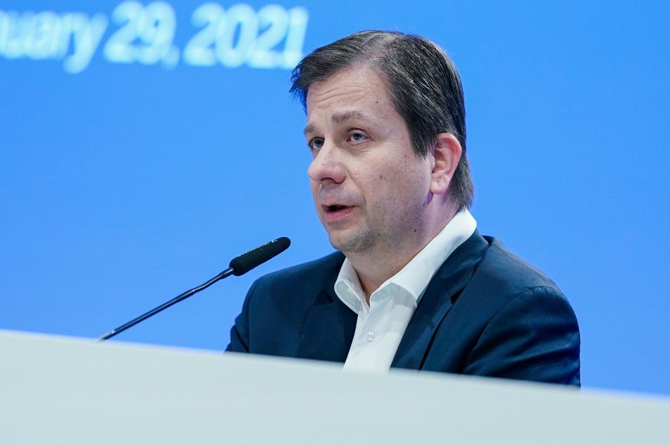 Luka Mucic (49), Finanzvorstand des Softwarekonzerns SAP.