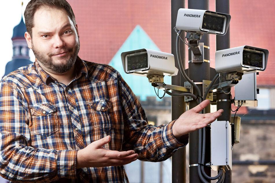 """Videoüberwachung nicht schnell abschaltbar? Streit um den """"Demo-Knopf"""""""