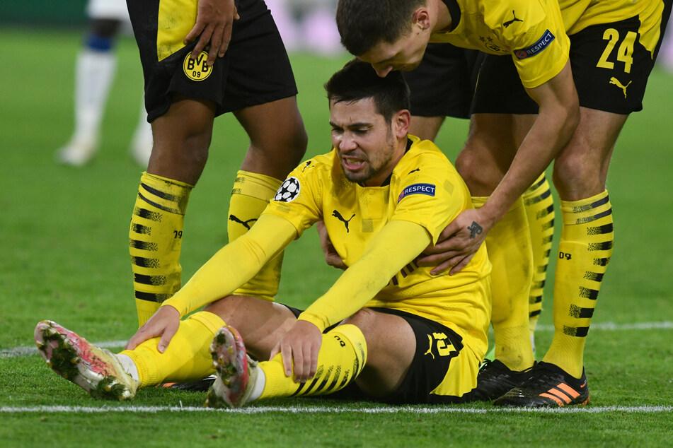 Raphaël Guerreiro (27) fehlt der Borussia seit gut drei Wochen.