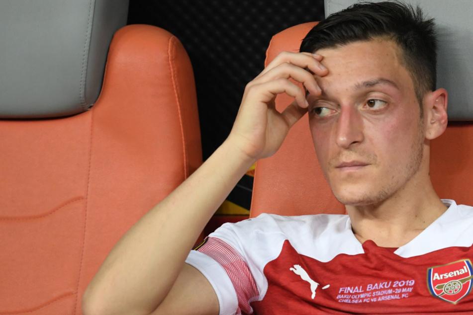 Es wird immer bitterer! Mesut Özil aus Arsenal-Kader für Premier League gestrichen
