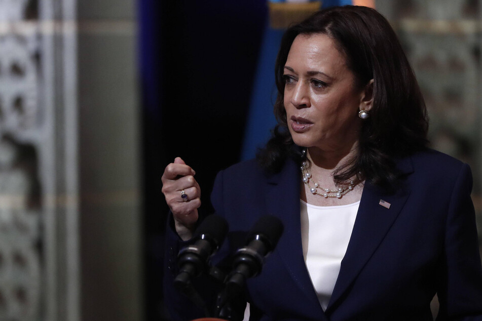 """Kamala Harris sends clear message to potential Guatemalan migrants: """"Do not come"""""""