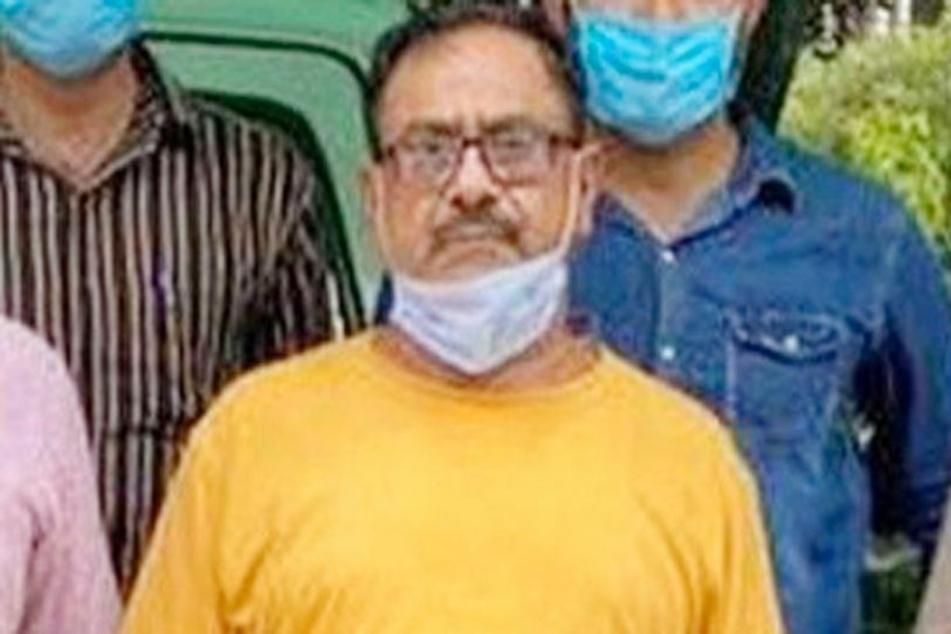 Devender Sharma (62) hat mehr als 100 Menschen auf dem Gewissen.