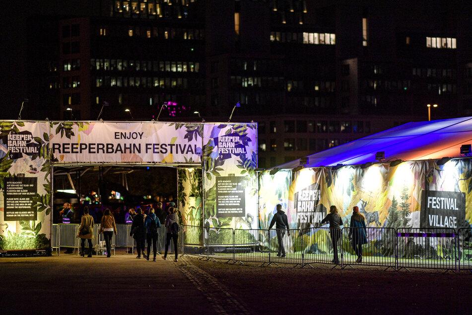 Reeperbahn-Festival startet und testet Corona-gerechte Live-Musik