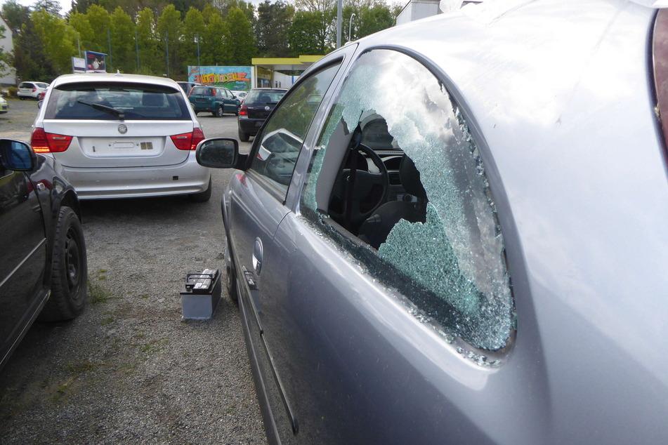 Zweiter Einbruch in einer Woche bei Autohändler: Polizei schnappt Verdächtige