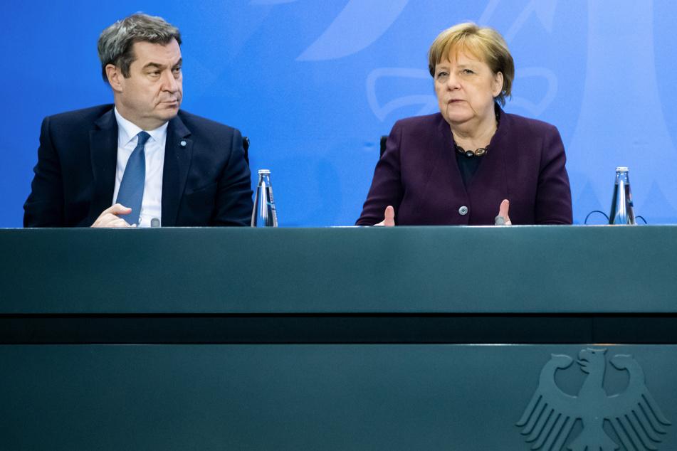 Umfrage-Klatsche! CDU/CSU nach Maskenaffäre im Abwärtstrend